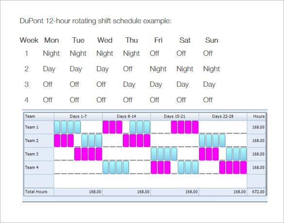 2018 08 Schedule Format Excel Download A Free Employee Schedule