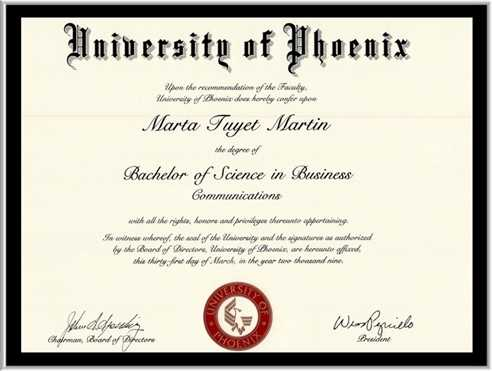 BACHELOR DEGREE CERTIFICATE SAMPLE RELATED ,