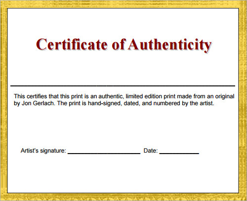 Certificate Template Download Free Documents in PDF, Word