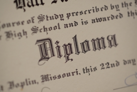 Get a copy of Fake High School Diploma Authentic & Customizable!