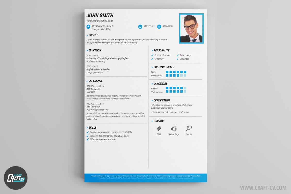 cv builder nz  u2013 planner template free