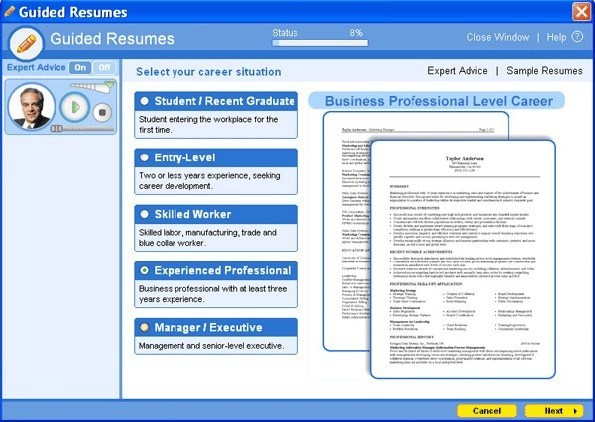 Resume Builder Service 71 [Template.billybullock.us ]