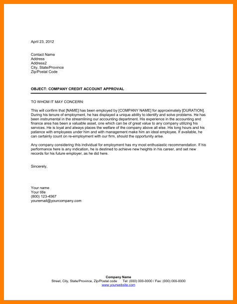 6+ employment confirmation letter template doc mail clerked