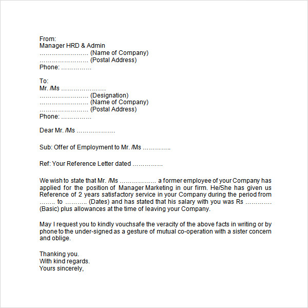 job letter confirmation sample, Make Your Life Easier With Easy