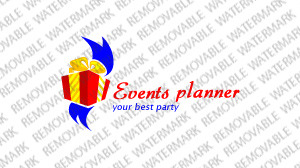 Event Planner Logo Template #13057