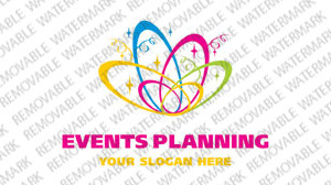 Event Planner Logo Template #28898