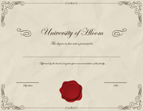Free Printable College Diploma | Fake diploma, fake degrees or