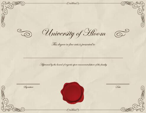 Free Printable College Diploma | Fake diploma, fake degrees or