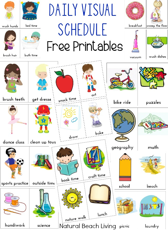 Preschool Homeschool Routine (Free Printable) | Homeschool, Free