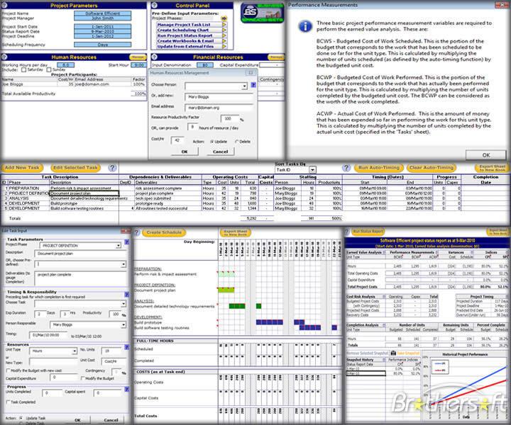 Simple Gantt Chart Template Excel 2010 Simple Gantt Chart Template