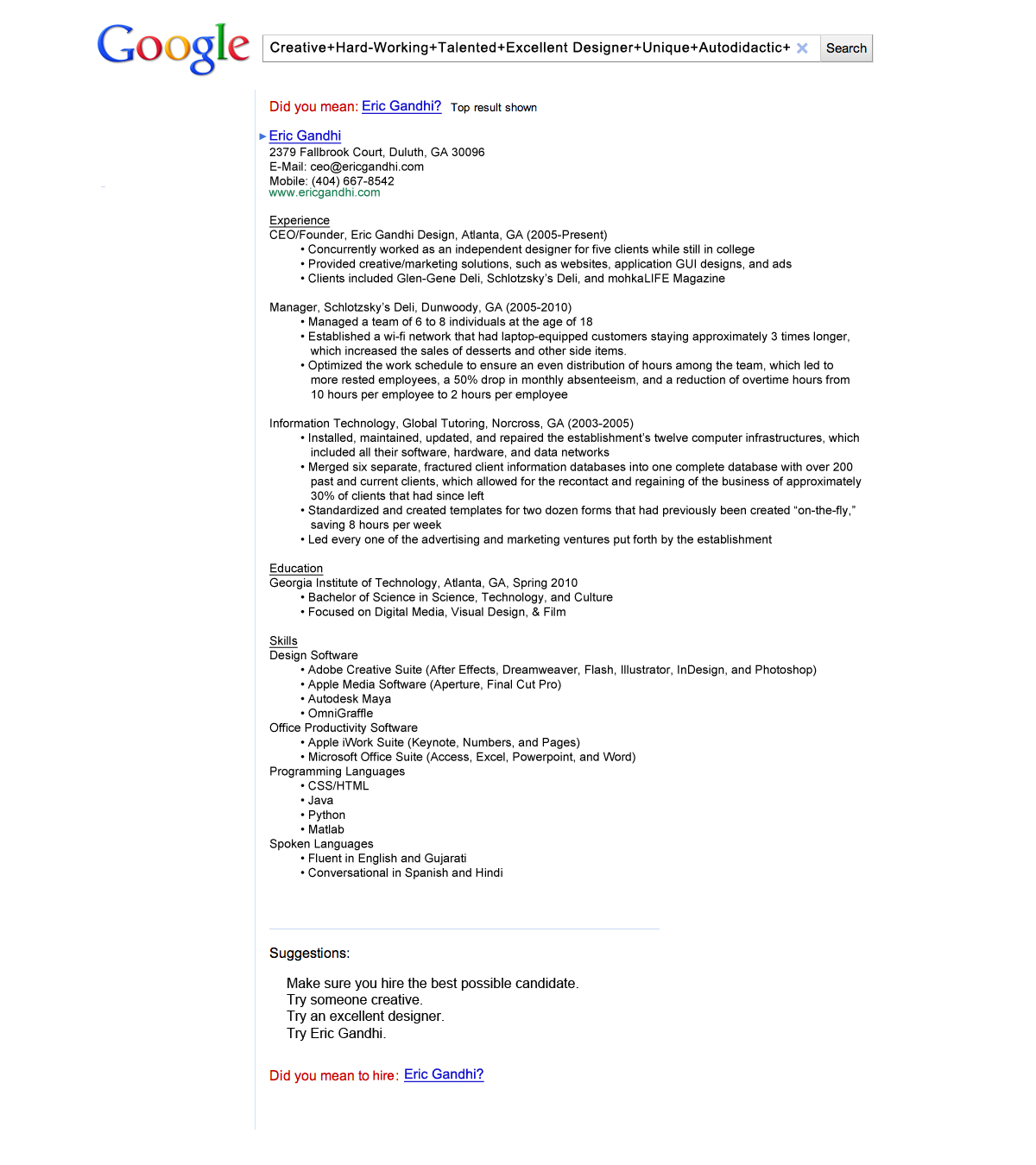 Inspirational Design Ideas Resume Template Google 11 Resumes
