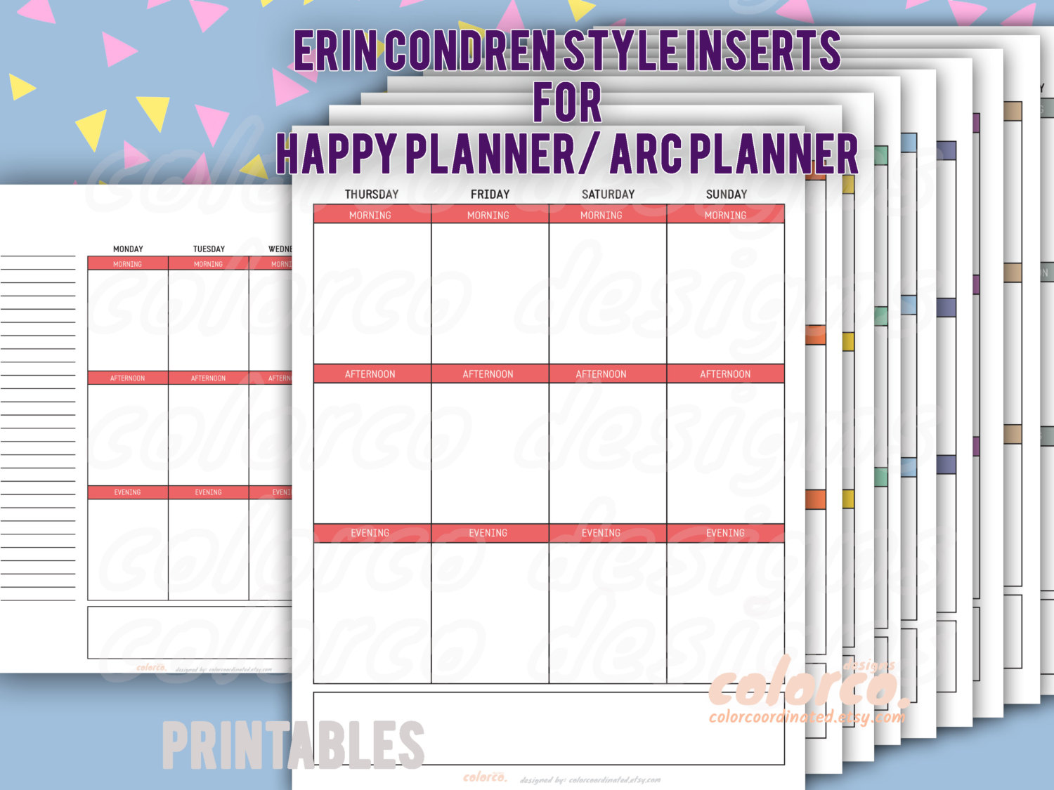 photograph about Free Happy Planner Printable Inserts named Pleased Planner Template planner template free of charge