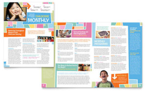 indesign newsletter templates free download | planner template free, Powerpoint templates