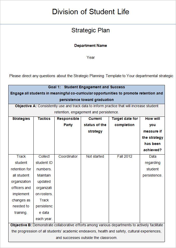 4 life planner template | Ganttchart Template