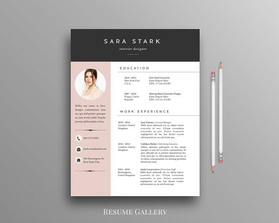 Academic Cv Template Word Free Download Best Resume Examples
