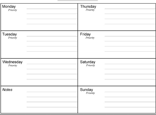 Trip Calendar Planner Template Gallery Template Design Free Download