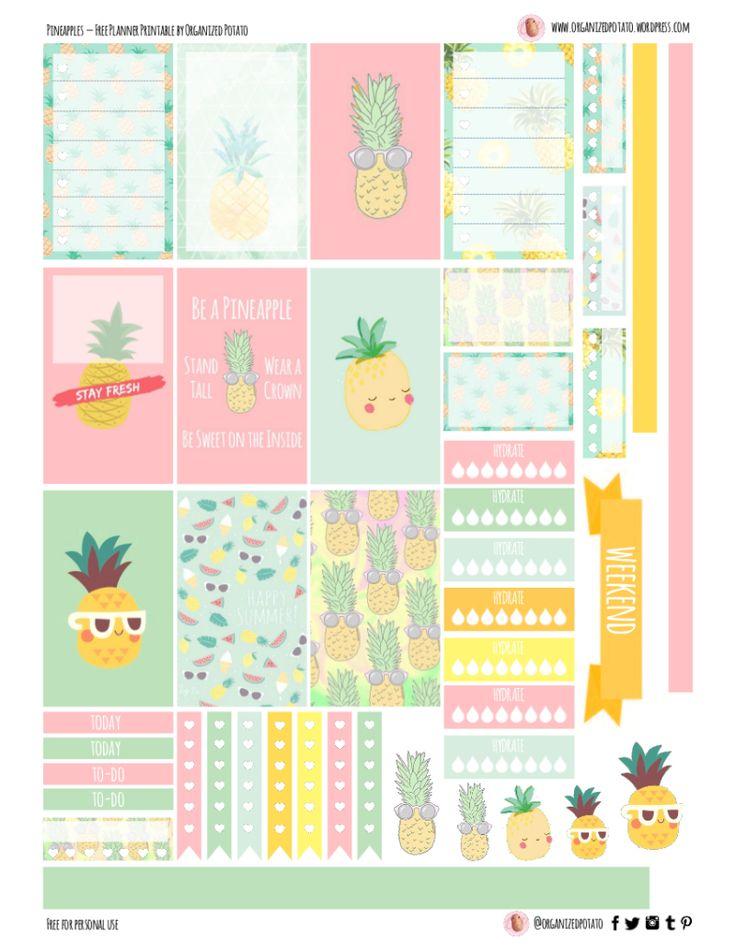 Best 25+ Free printable planner ideas on Pinterest | Printable