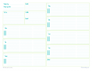 planner | Free Printable Weekly Planners. . .Printable Weekly
