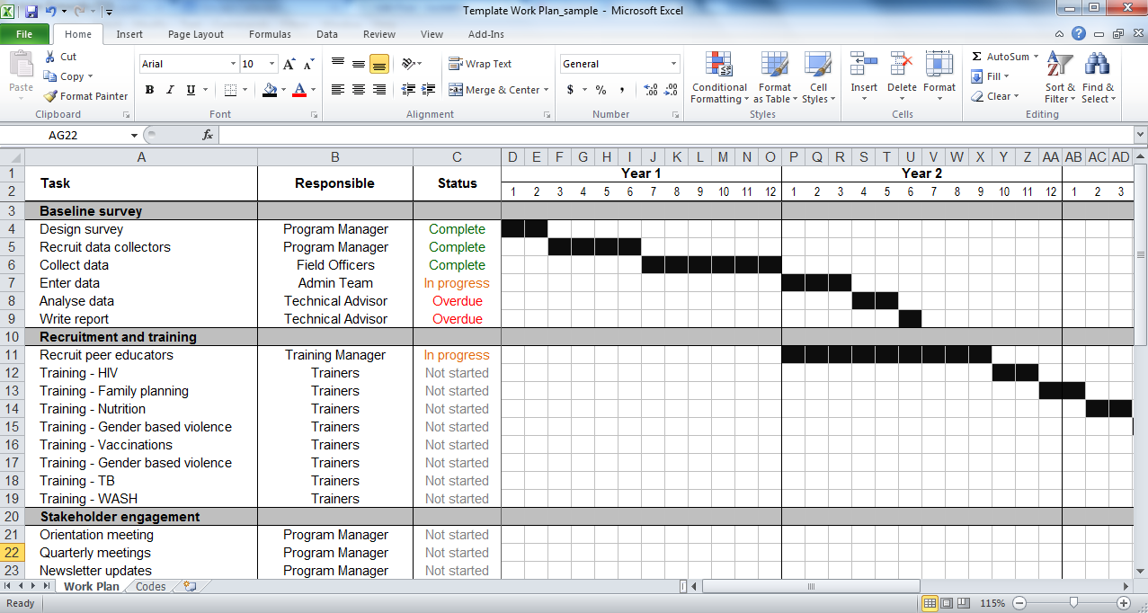 An Excel Project Planning Spreadsheet – MLYNN.ORG