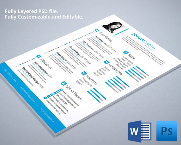 Click Here to Download this Software Developer Resume Template