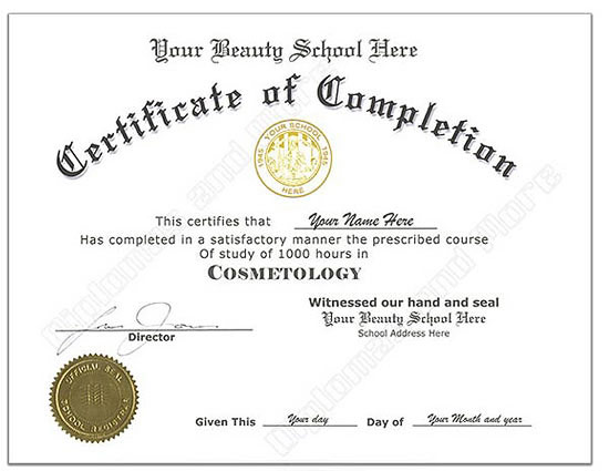 make a fake degree certificate for free  u2013 planner template